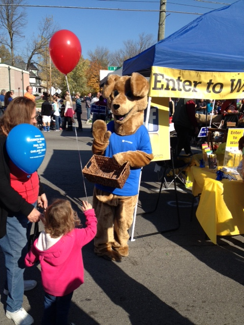 Irvington Halloween Festival 2014 | Family Horizons Credit Union