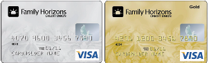 Family Horizons Credit Card